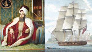 3. Selimden yabancı gemicilere: Bir daha olursa katlederim