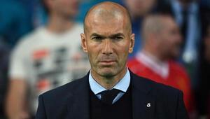 Son Dakika Haberi | Real Madridde Zinedine Zidanedan istifa açıklaması