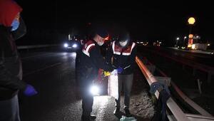 Tekirdağda sürücünün çarpıp kaçtığı yaya öldü