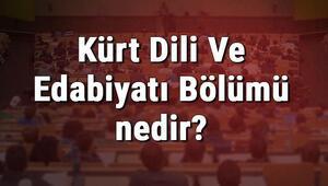 Kürt Dili Ve Edabiyatı Bölümü nedir ve mezunu ne iş yapar Bölümü olan üniversiteler, dersleri ve iş imkanları