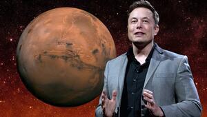 Elon Musk'tan sürpriz Mars açıklaması: Yolculuk ne zaman