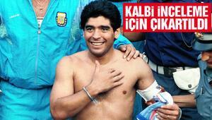 Maradonanın otopsi sonuçları bekleniyor
