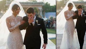 Dünyanın en güzel kadınıyla evliyim: Yıl dönümümüz kutlu olsun