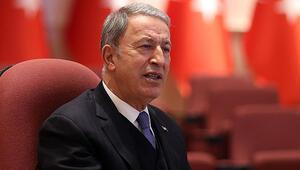 Son dakika haberi... Milli Savunma Bakanı Akar: Türk-Rus Ortak Merkezinin inşaatı yapılıyor