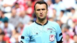 TFF 1. Ligde 12. haftanın hakemleri açıklandı Liderin maçını Atilla Karaoğlan yönetecek...