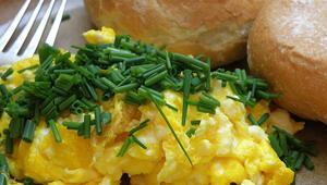 Kahvaltı keyfiniz katlansın İşte muhteşem çırpılmış yumurtaların 6 sırrı