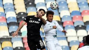 TFF 1. Lig | Altay 1-1 Giresunspor