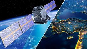 Türksat 5A-Uydu Haberleşme Verici Antenleri stratejik göreve hazırlanıyor