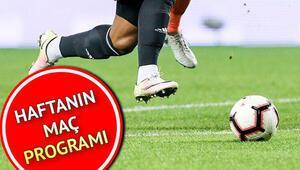 Süper Ligde bu hafta hangi maçlar İşte 11. haftanın programı
