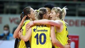 Misli.com Sultanlar Ligi | Fenerbahçe Opet 3-1 PTT