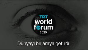 TRT World Forum 2020 gündem oluşturan açıklamalarla sona erdi