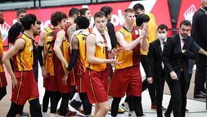Bahçeşehir Koleji 78-95 Galatasaray