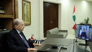 Macron: Lübnanın yeniden inşası için Dünya Bankası, BM ve AB fon oluşturacak
