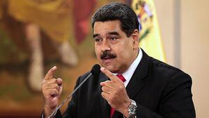 Venezuela Devlet Başkanı Maduro görevi bırakma şartını açıkladı Kaderimi ellerinize bırakıyorum