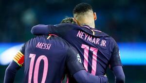 Neymardan Messi mesajı Gelecek yıl onunla aynı takımda olmak istiyorum...