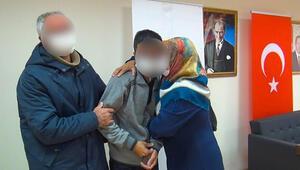 Muşta ikna edilen PKKlı, ailesiyle buluşturuldu