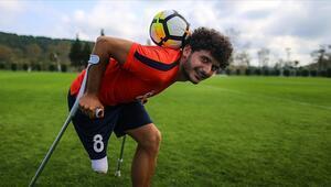 Ampute milli futbolcu Barış Telli: Hiçbir zaman hayallerinizden vazgeçmeyin...