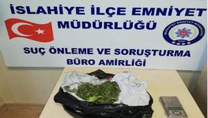 İslahiye'de uyuşturucu operasyonunda 4 tutuklama
