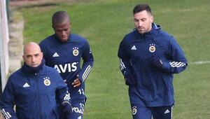 Fenerbahçede Denizlispor hazırlıkları Sinan Gümüş ve Enner Valencia negatife döndü...