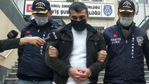 Kırmızı bültenle aranan Azerbaycanlı iş adamı Bağcılarda yakalandı