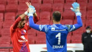 Altınordu'dan geçit yok Son 3 maçta kalesini gole kapadı...