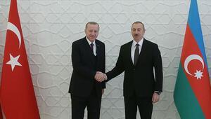 Son dakika... Erdoğan Azerbaycana gidiyor