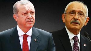Son dakika... Cumhurbaşkanı Erdoğandan Kılıçdaroğluna 500 bin TLlik dava