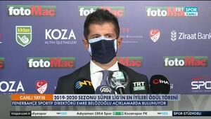 Emre Belözoğlu: En büyük şampiyonluk adayı Fenerbahçedir