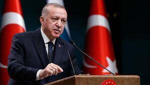 Cumhurbaşkanı Erdoğandan Dünya Engelliler Günü mesajı