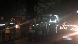 Antalyada kaçak avlanan 6 kişiye 21 bin lira ceza