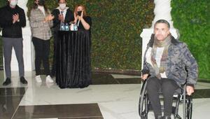 Engelli baletin yaşam sevincine, destekleriyle ortak oldular