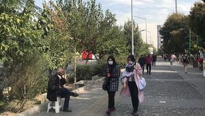 İranda vaka sayısı bir milyonu geçti