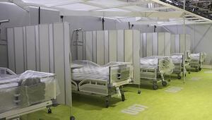 Almanyada korkutan uyarı: Hastaneler kapasite sınırında