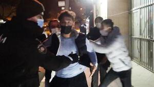 Son dakika... DHA muhabirine çirkin saldırı O boksör tutuklandı