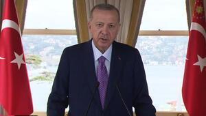 Son dakika haber... Cumhurbaşkanı Erdoğandan dünyanın takip ettiği iki isme tebrik