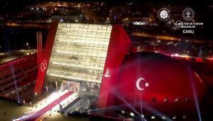 Son dakika haberi: Yeni CSO binası açıldı Cumhurbaşkanı Erdoğan: Jakoben zihniyetten Türk müziği de payını aldı
