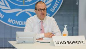 DSÖ Avrupa Direktörü: Geliştirilmekte olan yeni aşılarla gelecek daha parlak görünüyor...