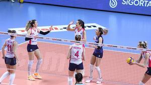 Beylikdüzü Voleybol İhtisas 0-3 Aydın Büyükşehir Belediyespor