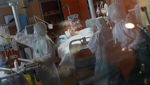 Son dakika: İtalya ve ABDde koronavirüs alarmı Peş peşe rekorlar