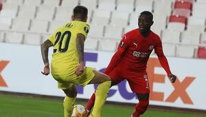 Sivasspor 0-1 Villarreal (Maçın özeti ve golleri)