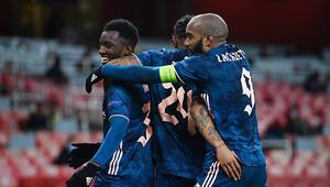 UEFA Avrupa Liginde 5. hafta 12 maçla tamamlandı