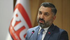 RTÜK Başkanı Şahin: Ordumuz başta olmak üzere milli ve manevi değerlerimizi korumaya devam edeceğiz