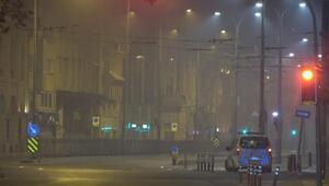 Son dakika... İzmirde hava kirliliği Hassas derecede