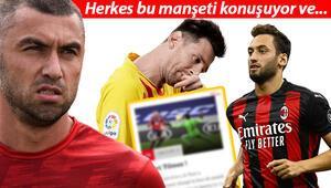 Son Dakika Haberi | Avrupa Ligi gecesine Türkler damga vurdu 3 farklı maçta tarihe geçtiler...
