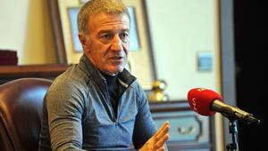 Trabzonspor Başkanı Ahmet Ağaoğlundan, Abdullah Avcı açıklaması İyi başladı, devamı gelecek...