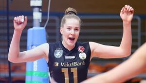 VakıfBankın İsveçli yıldızı Isabelle Haak, ülkesinde Yılın Kadın Sporcusu adayı