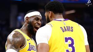 Los Angeles Lakers, LeBron James ve Anthony Davis ile sözleşme yeniledi