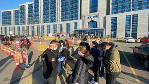 Anadolu Adalet Sarayına girişler HES kodu ile yapılıyor