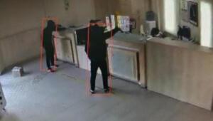 Bursa'da dehşet anları Ellerinde silahlarla içeri girdiler…