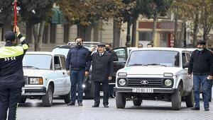 Azerbaycanda şehitler anıldı